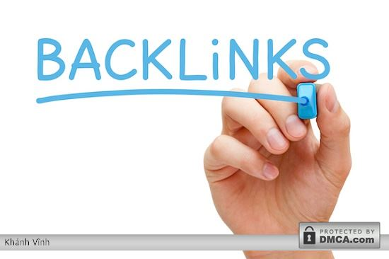 backlink trên hệ thống da và pa cao