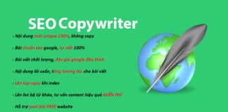 Tuyển dụng cộng tác viên viết bài chuẩn SEo